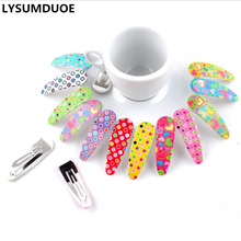 Buy LYSUMDUOE Girl BB Hair Clips Cute Candy Color Hairgrip Random Barrette Flower Mix Barrettes Hairpin Kids Girls Hair Accessories for $1.65 in AliExpress store