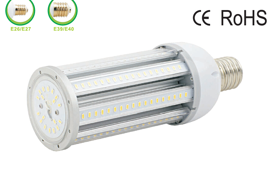 10 PCS Fast Shipping E40 E39 36w led corn bulb lamp light led warehouse lamp replace 200W HPS Metal Halide(China (Mainland))