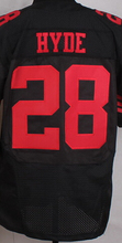 Stitched 7 Colin Kaepernick 8 Steve Young 16 Joe Montana 28 Carlos Hyde 80 Jerry Rice White Red Black TOP Quality Free Shipping(China (Mainland))