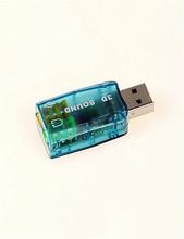 Внешняя звуковая карта высокое качество USB 2.0 мкм спикер аудио mircophone адаптер конвертер звуковая карта внешняя звуковая карта гарнитура