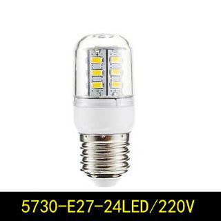E27 5730 SMD Chip led light 220V Corridors Use Energy Efficient Corn Bulbs 24LEDs Lamps Max 9W Lighting - Hua Shang Tripod CO., LTD store