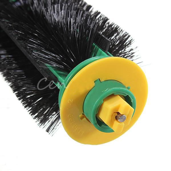 Best selling Details about Bristle Brush + Flexible Beater Brush For Irobot Roomba 500 Series 550 560 570(China (Mainland))