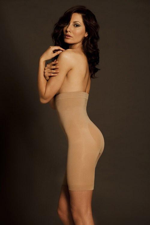 1pcs California Beauty Slimming women Pants new brand, 2 colors&sizes,high quality body shaper 2014 hot Free shipping(China (Mainland))