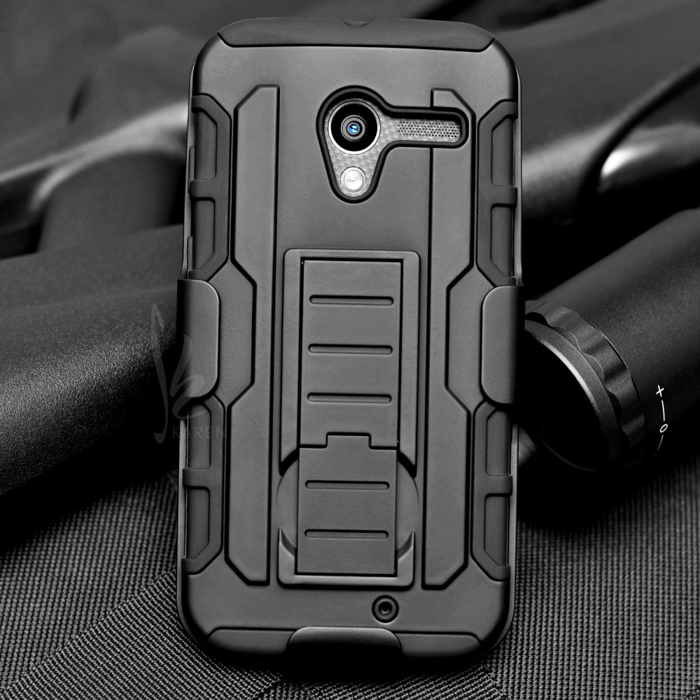 For Motorola Moto X Phone XT1055 XT1058 XT1060 Case Cover Armor Impact Holster Protector Swivel Cell Phone Skin Shell Cover Case(China (Mainland))