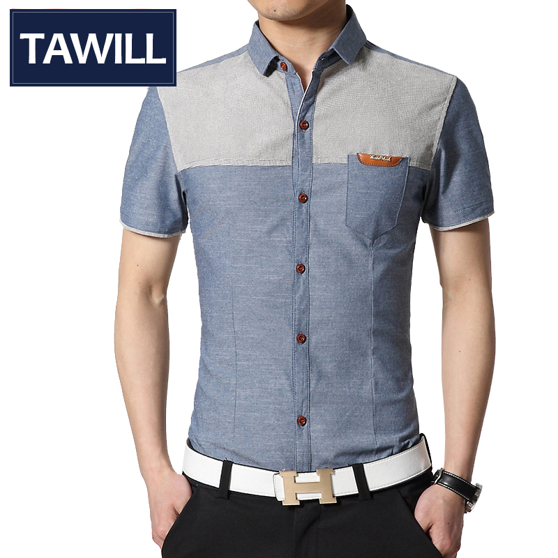 TAWILL Slim Fit Camisas Hombre 2015 homme Masculinas SH15507 tawill slim fit camisas hombre 2015 homme masculinas sh15572