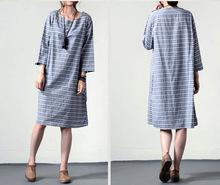 2015 Fashion Autumn Mori Girl Forest Kawaii Lolita Novelty Preppy Cute Cotton Linen Women College A