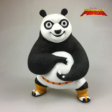 Kung Fu Panda PO coin bank money saving box PVC Figure toy Cartoon & Animantion gift movie