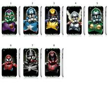 Mobile Phone Case Wholesale 8pcs/lot star wars logo Protective White Hard Case Cover For Ipod Touch 4 4th Free Shipping