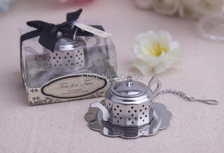Aliexpress Buy Just Arrval High Quality Teapot Tea Infuser Bridal Party Favor Gifts Free