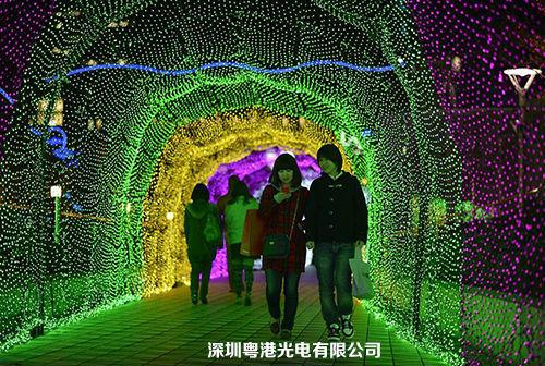 Outdoor Decorative Lights Decorating Ideas