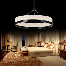1 single ring New Chandeliers Chandelier Acryl Ring Led Circle Chandelier Lamp / Light Fitting Fashion Designer Pendant(China (Mainland))