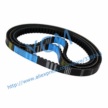 (10 pcs a lot) SANMENWAN 743*20*30 Drive Belt Scooter Engine GY6 125CC Belt for Chinese Scooter CVT Belt(China (Mainland))
