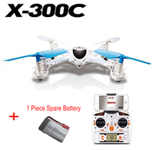 F16107/8-A MJX X300C FPV RC Drone Headless RC UAV Quadcopter with Built-in Camera Support Real-time + 1 Piece Spare Battery