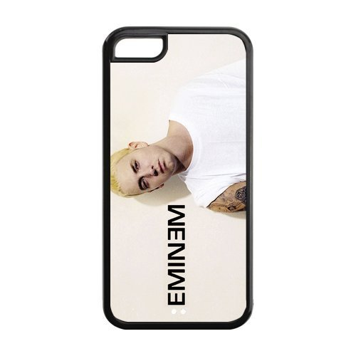 Upcoming Hiphop Rapper Pop Music Custom cover Eminem New Design Case Back Cover For For iPhone 5c Iphone 5cNY110(China (Mainland))