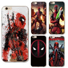 Buy Deadpool Movie Captain America Cases iphone 6 6S 7 Samsung Galaxy A3 A5 2016 Xiaomi Redmi Hongmi 3S Soft Silicone TPU Cover for $1.39 in AliExpress store