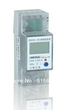 DDS238-2 ZN/S однофазовая DIN-рейка кВтч метр (RS485 / MODBUS)