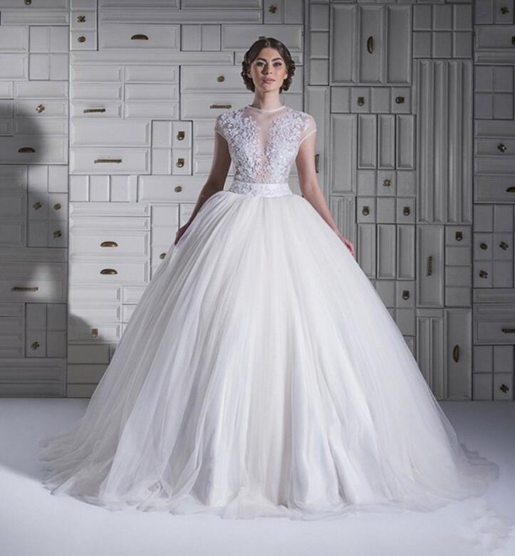 Princess Style Wedding Dress Lace : Princess style wedding dresses with lace aliexpress buy