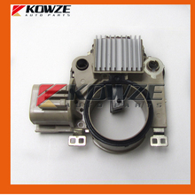 4D56 Alternator Voltage Regulator Motor Brush For Mitsubishi Pajero Montero 2 3 II III L300 L400 Space Wagon MD618735(China (Mainland))