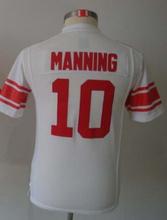 2016 Youth New York Giants, #10 Eli Manning #13 Odell Beckham Jr kids, red white blue 100% stitched logo,free shipping(China (Mainland))