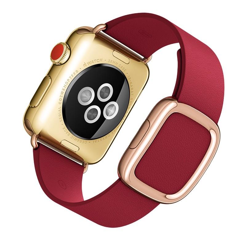 Самые роскошные носо натуральная кожа часы для Apple , часы с уникальным пряжка 38 мм 42 мм доступны