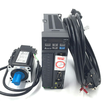 Buy CNC Delta 200W AC Servo Motor Drive kit System 220V 0.64NM 1.55A 60mm 3M Cable ECMA-C20602RS+ASD-B2-0221-B Limited) for $420.00 in AliExpress store