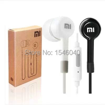 High Quality In-Ear Wired Stereo Headphone headset Remote&Mic Earphone For IPHONE XIAOMI M2 For Samsung Galaxy S3 S4 Note 3 MP3(China (Mainland))