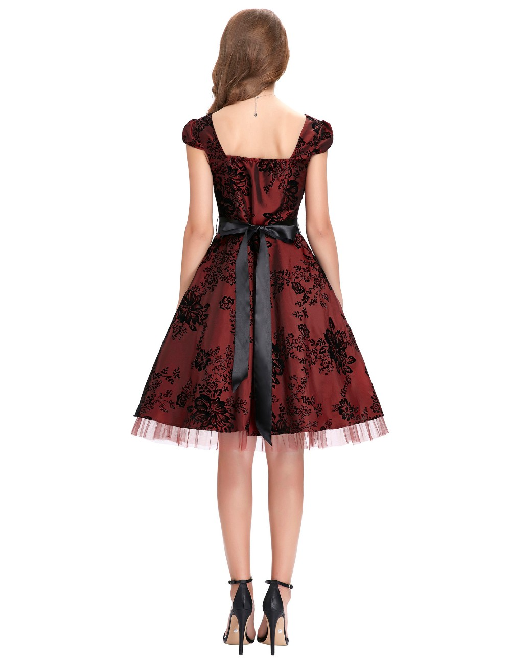 Belle Poque Womens Robe Vintage London Palace Dresses 2017 Pin Up ...