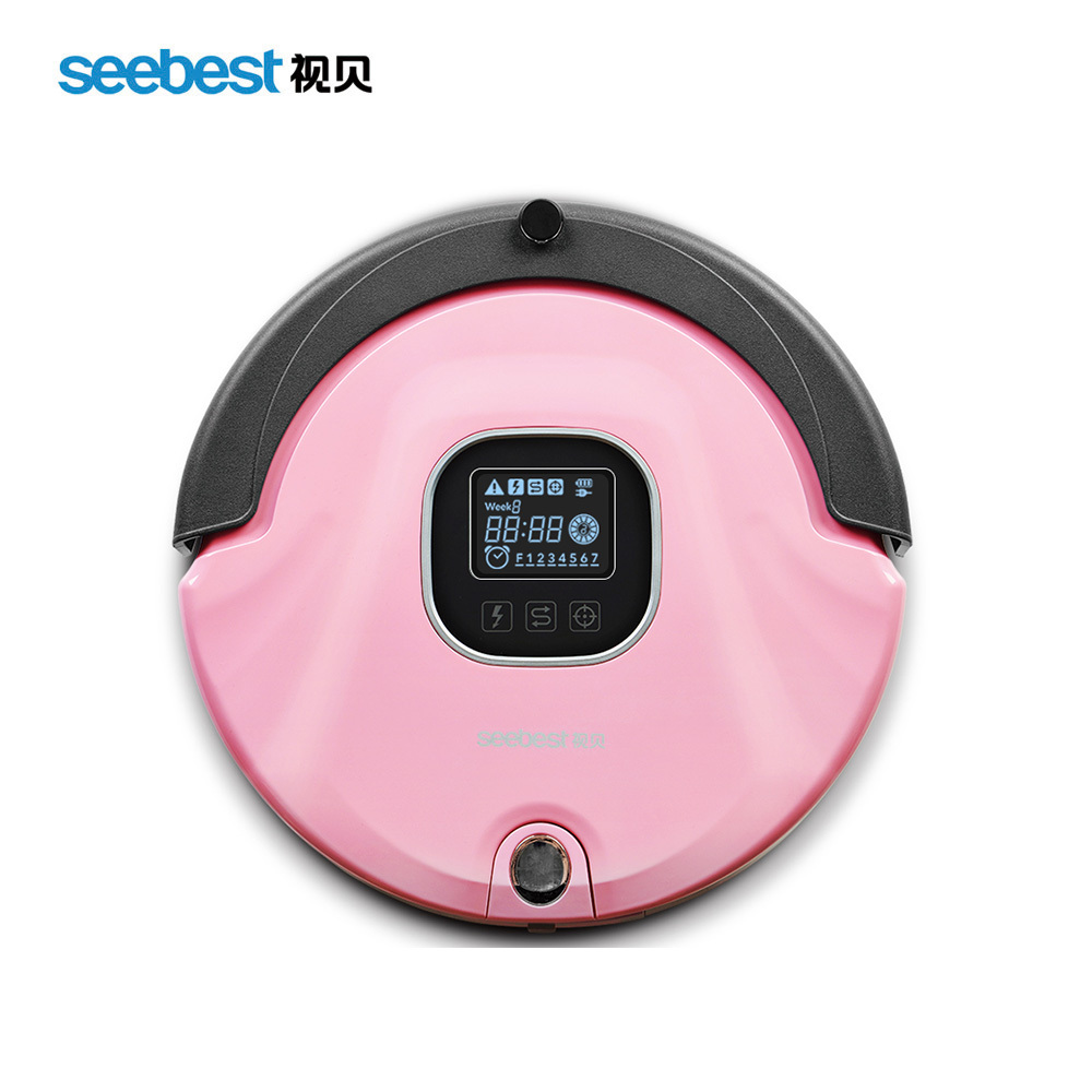 (Free to Latin)Seebest C565 Low price And High quality Smart Robot Aspirador(China (Mainland))
