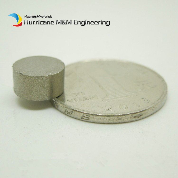 500 pcs SmCo Magnet Disc Dia 10 x 4mm rod cylinder grade YXG24H, 350degree C High Temperature Permanent Rare Earth Magnets<br><br>Aliexpress