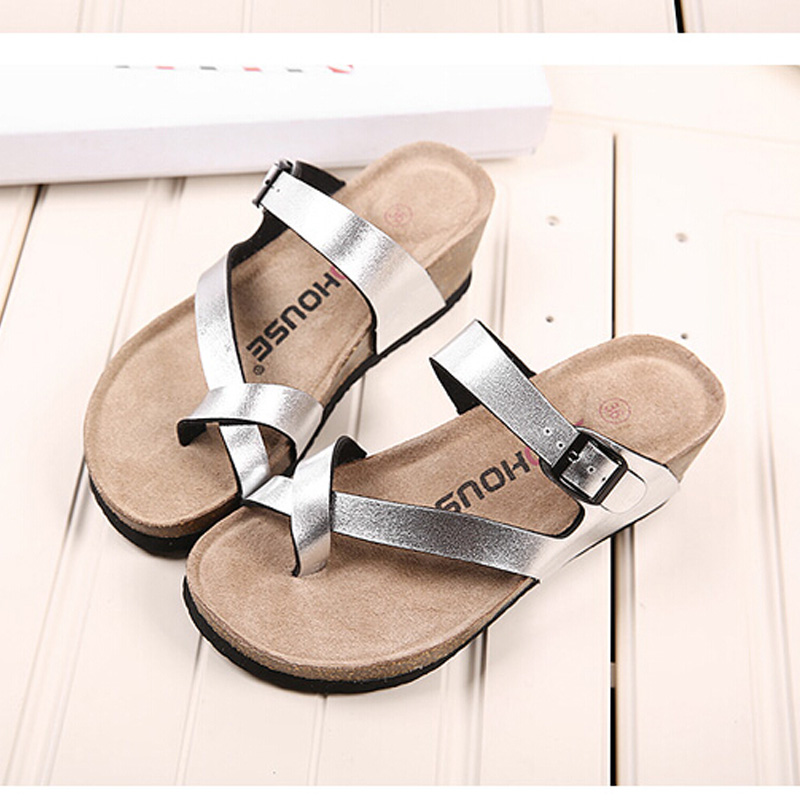 Women Slippers Fashion Brand Flip Flops comfortable Casual Women Sandals High Heels Women Summer Wedges Platform Beach Slippers(China (Mainland))
