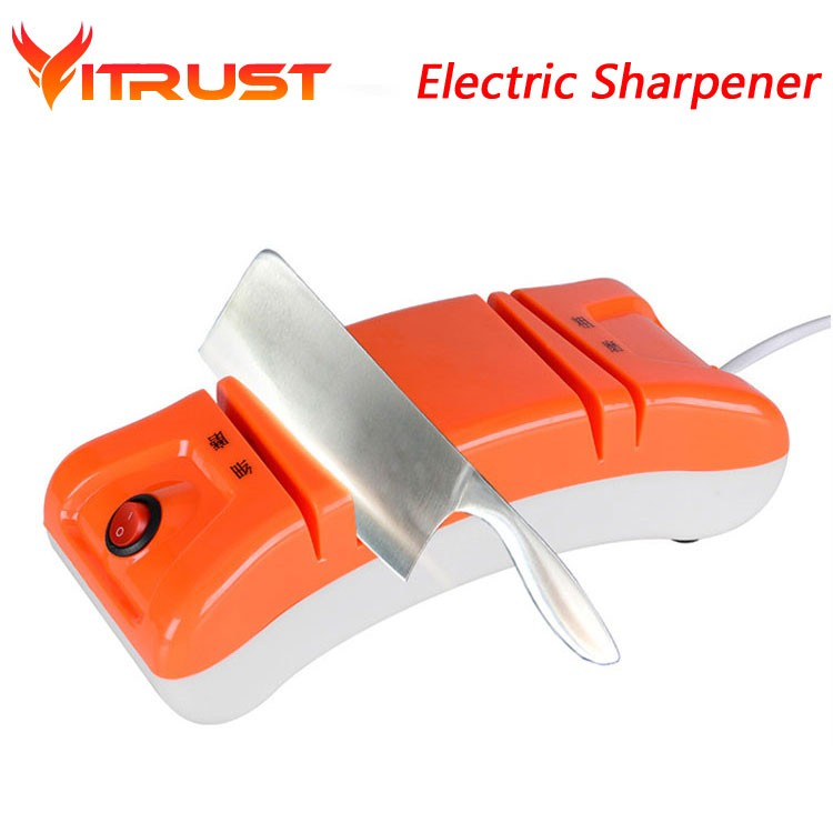 Buy Professional electric knife sharpener best knives sharpening machine for kitchen knife diamond knife sharpening stone cheap
