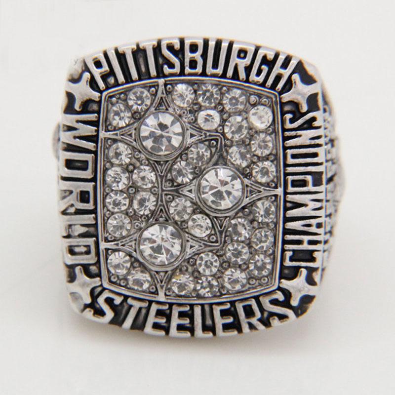 1978 Pittsburgh Steelers Football replica Championship Rings(China (Mainland))