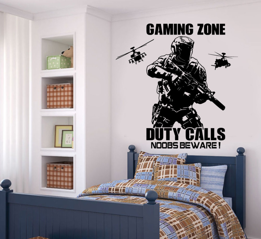 Compare Prices On Call Of Duty Bedroom Online Ping Low