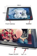 7 inch 3G Phone Call Android Tablet pc 3G R Quad Core MTK8382 HD Screen GPS