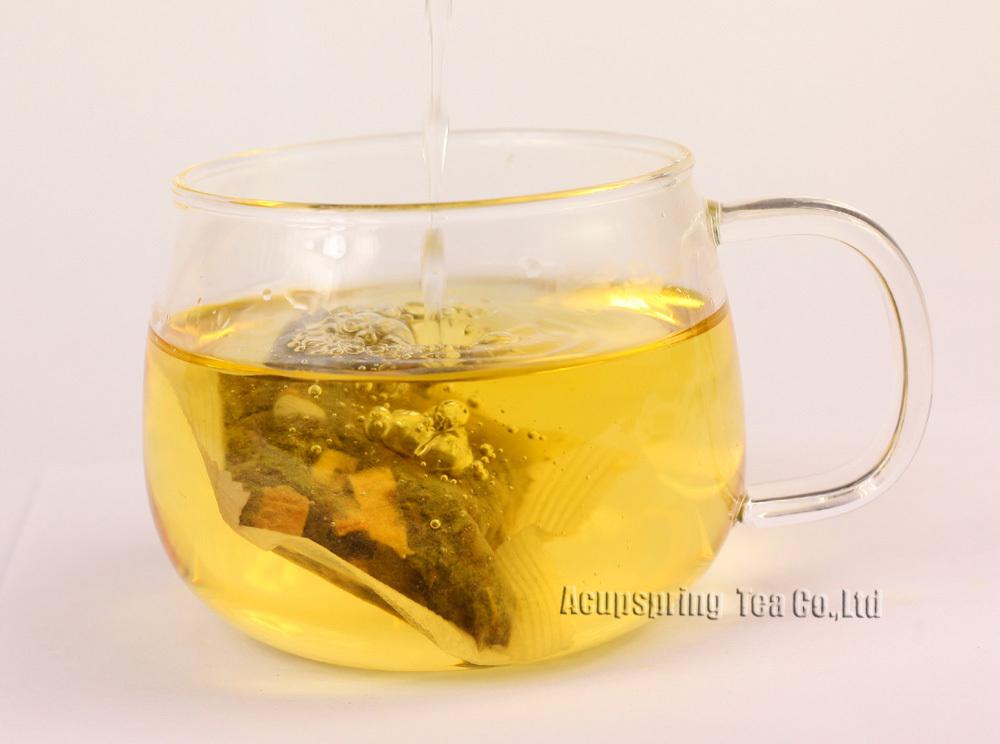 Гаджет  100pcs Ginger Tieguanyin Teabag,lower blood pressure,100% Natural  herbal tea bag,Oolong,Wu-long,slimming Tea,CTD42 None Еда