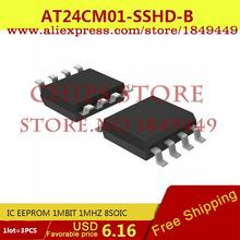 Voltage Regulator AT24CM01-SSHD-B IC EEPROM 1MBIT 1MHZ 8SOIC 24CM01 AT24CM01 - Chips Store store