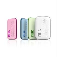 Nut Mini 3 Smart Tag Bluetooth Key Finder Locator Sensor Alarm Anti Lost Wallet Pet Child Locator (Green / White / Pink / Blue)(China (Mainland))