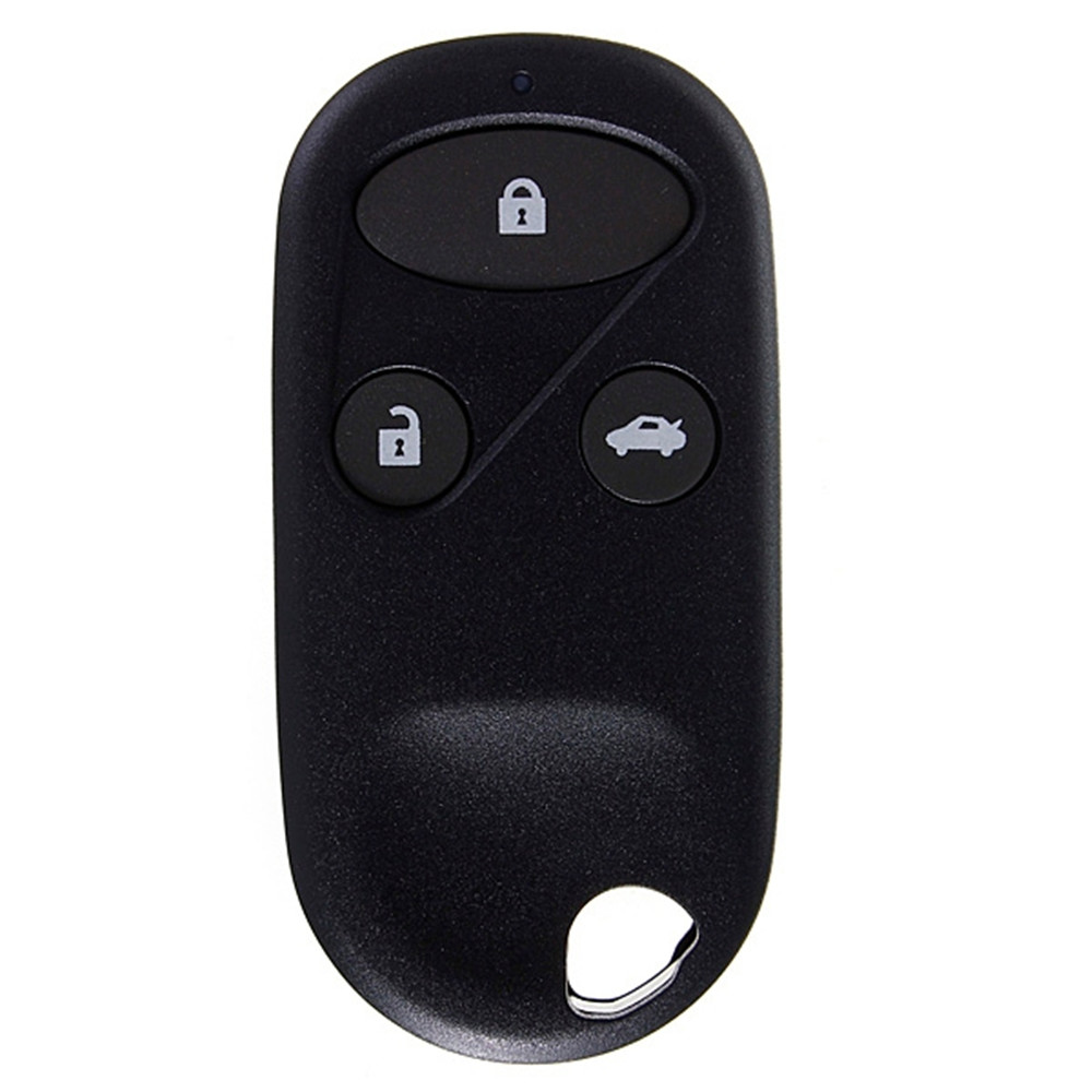 3 Buttons Black Remote Key Fob Case Shell Cover For Honda /Civic /CRV /Accord /Jazz<br><br>Aliexpress