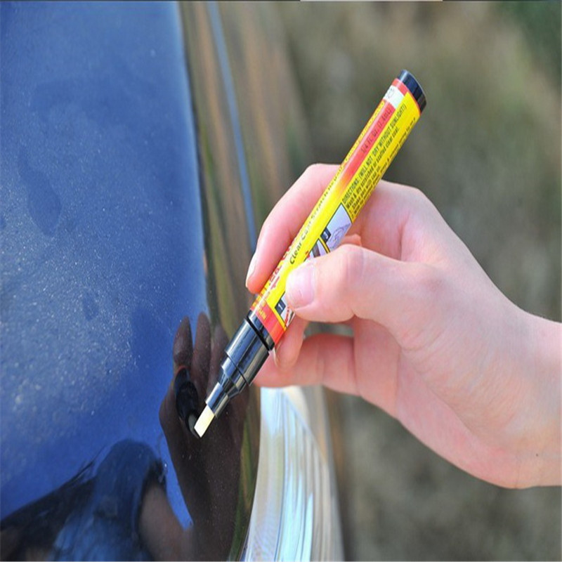 Newest Car Scratch Repair Pen Paint Universal Applicator Portable Nontoxic Environmental Convenient to Use in Any Color of Car(China (Mainland))