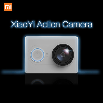Original Xiaomi yi Action Camera Xiaomi WiFi Mi Sport Camera 16MP 60FPS Ambarella Bluetooth 4.0 Waterproof Xiaoyi yi Smart Cam