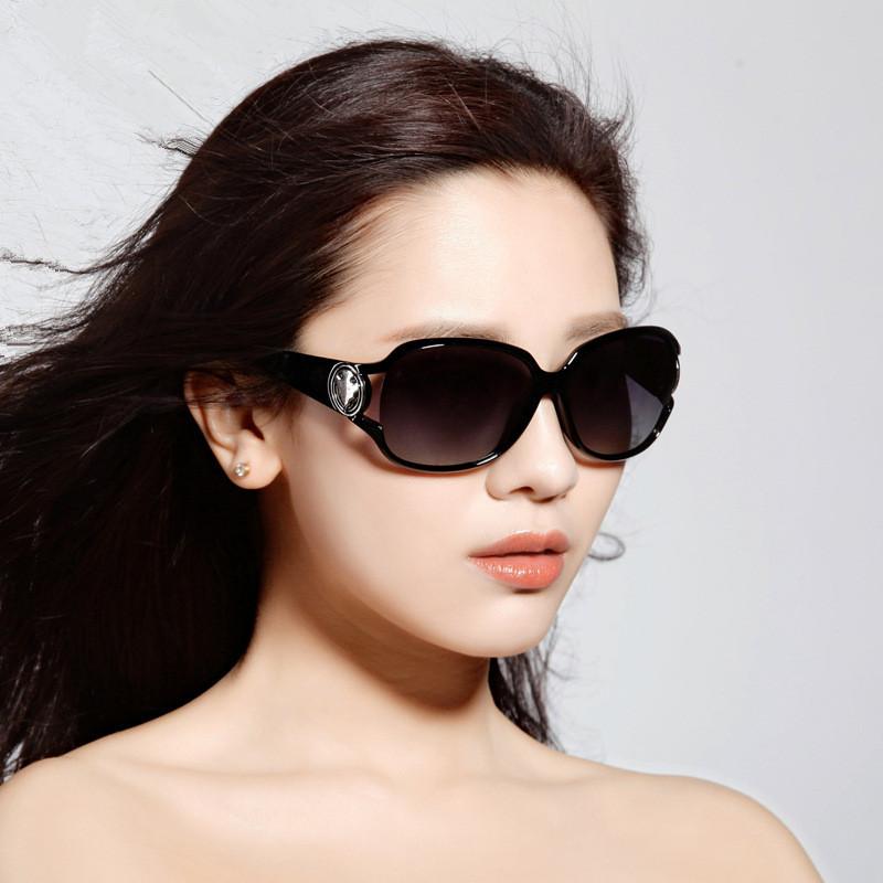 Women Polarized Hd Sunglasses Vintage Fashion Designer Sun Glasses oculos de sol feminino Luxury Brand Womens Polarizing Glasses(China (Mainland))