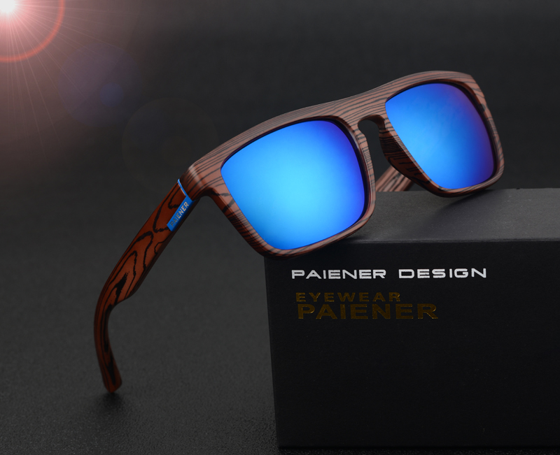 Brand Fashion Wood Sunglasses Brand Designer Wooden Glasses Men Women Outdoor Goggles Sport Sun Glasses with Free original box(China (Mainland))