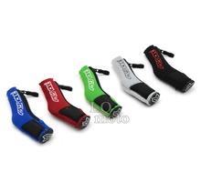 Motorcycle universal gear shift lever cloth Sock Boot Shoe Shift case Protectors Covers for kawasaki/yamaha/suzuki/honda(China (Mainland))