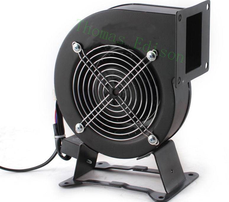 Centrifugal Air Blower : W small dust exhaust electric blower inflatable model