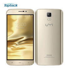 """Umi Rome 4G LTE 5.5"""" HD 1280x720 Smartphone Android 5.1 Octa Core MTK6753 64bit 1.3 GHz 3GB+16GB 13MP 2500mAh Mobile Cell Phone(China (Mainland))"""