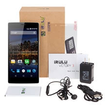 iRULU Victory V3 6 5 IPS HD MSM8916 Android 5 1 Google GMS tested Quad Core