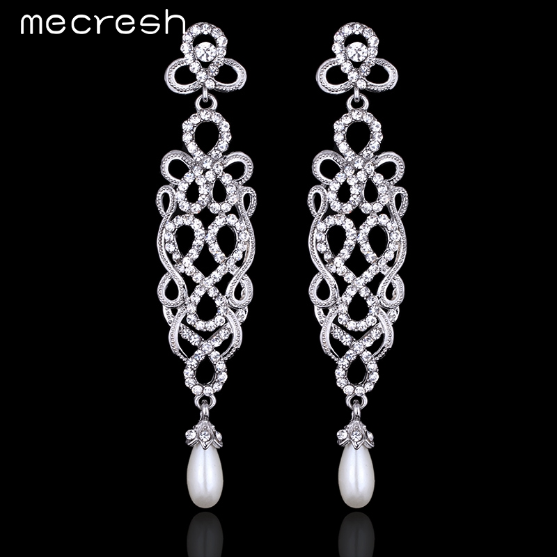 Online Get Cheap Pearl Chandelier Earring Aliexpress – Cheap Chandelier Earrings