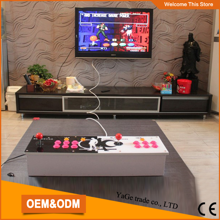 2015 china online shopping Double arcade games console+Pandoras Box 3 board<br><br>Aliexpress