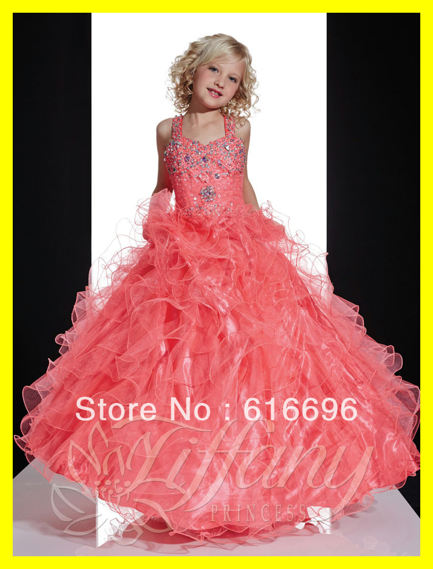Pink Marie Flower Girl Dresses - Cocktail Dresses 2016