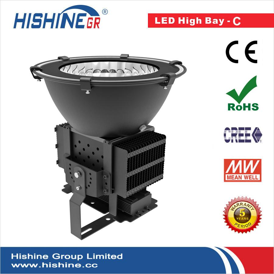 (3pcs/lot) High luminous 400W Explosion Proof LED Mining Lamp CE RoHs IP65 Waterproof(China (Mainland))
